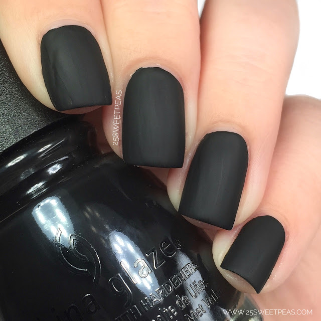 China Glaze Shadies & Gentleman