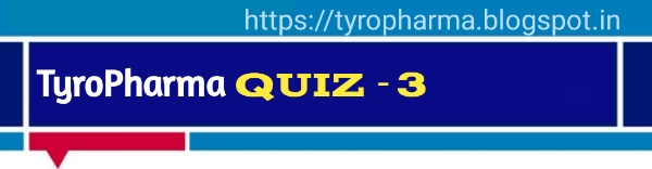 Tyro Pharma Quiz - 3