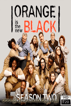 Orange Is the New Black Temporada 2 [720p] [Latino-Ingles] [MEGA]