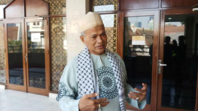 Pengurus Masjid heran