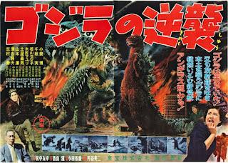 Películas clásicas Kaiju japonesas