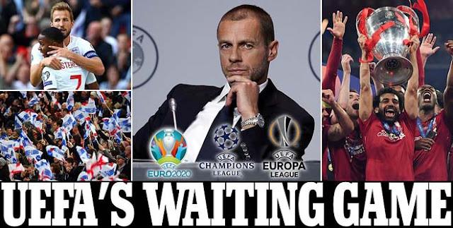 EURO chuyển sang 2021: Ngoại hạng Anh sẽ không hủy, Liverpool chờ vô địch?