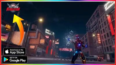تحميل لعبة MARVEL Future Revolution للاندرويد برابط مباشر من ميديا فاير