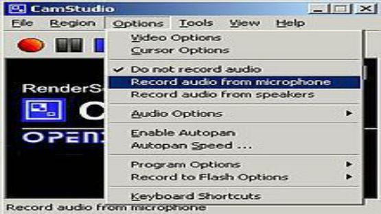 CamStudio screenshot 2