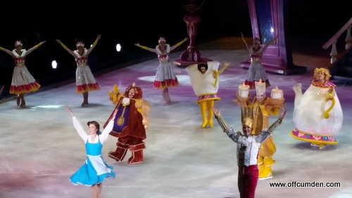 Be our guest Disney on Ice