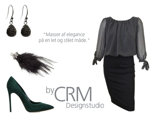 063828e6faf5 En velsiddende kjole til hverdag og fest – byCRM blog