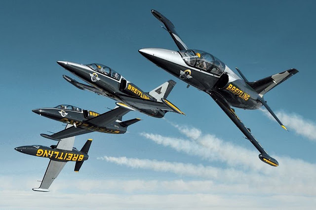 Breitling end Jet Team sponsorship