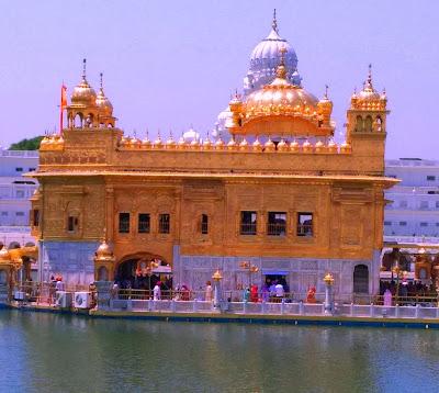 Amritsar City Golden Temple