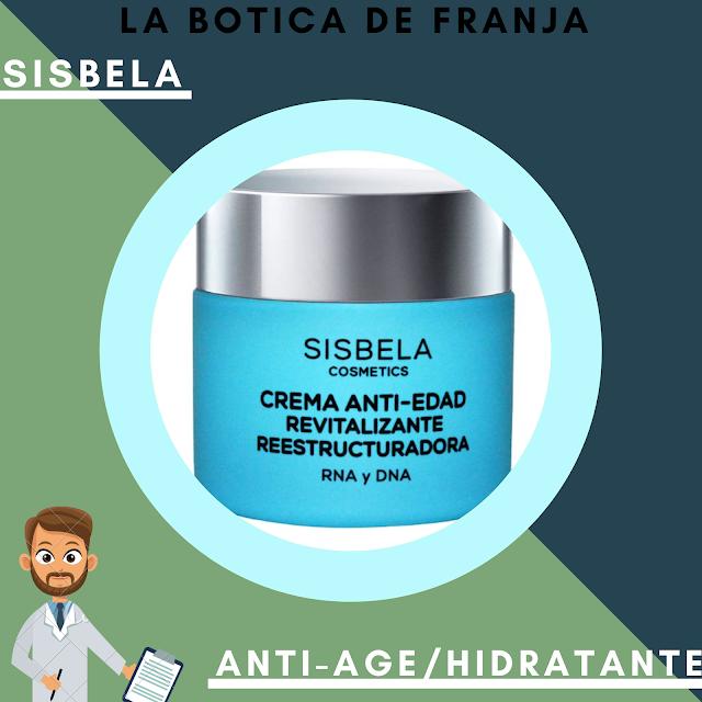 SISBELA | CREMA ANTI-EDAD (REVIEW)
