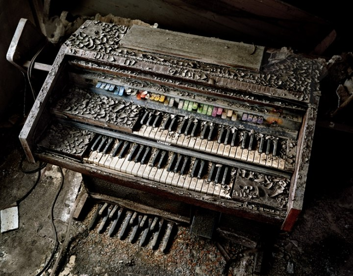 John Rosenthal, Photographer - Organ