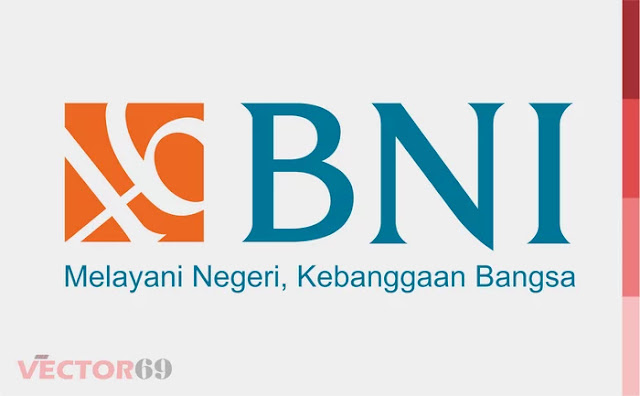 Logo Bank BNI (Bank Negara Indonesia) - Download Vector File PDF (Portable Document Format)
