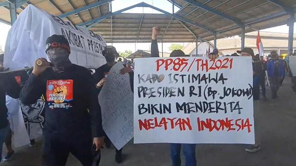 Tolak Keras Tarif PNBP Naik, Nelayan: Ini Kok Malah Mau Membunuh!