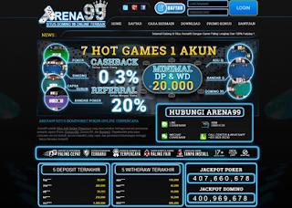 Situs Judi Poker Online Dengan Ragam Permainan