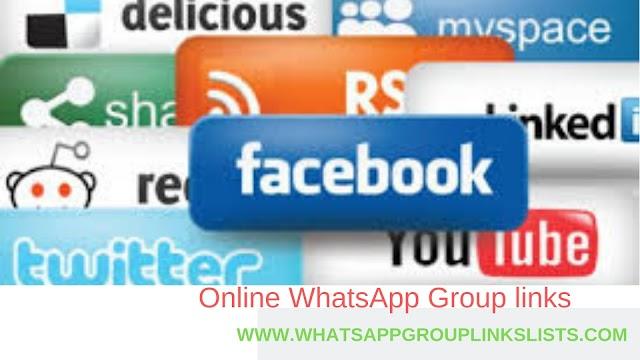 Join Online WhatsApp Group Links List