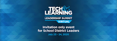 Tech & Learning Leadership Summit Banner