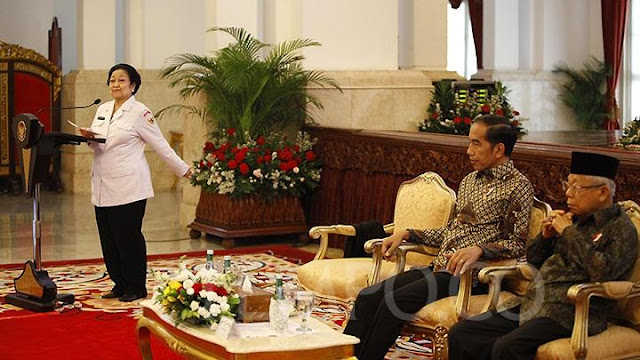 Megawati: Jokowi Kebangetan Ya, Saya Pensiunan Presiden Kelima Kok Diturunkan ke BPIP?