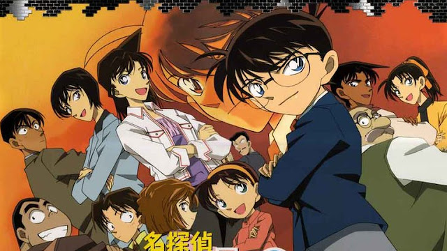 Detective Conan (Episode 29 - 925) Batch Subtitle Indonesia