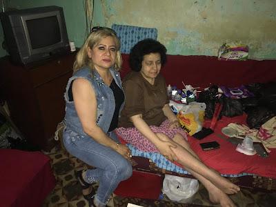 هدى عياش فتاة لبنانبة قعيدة ومربضة بالشلل تحتاج الى دعم رجال الانسانيه بالوطن العربى