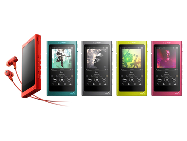 Sony To Introduce New NW A40 Walkman At IFA 2017 Update The Walkman Blog