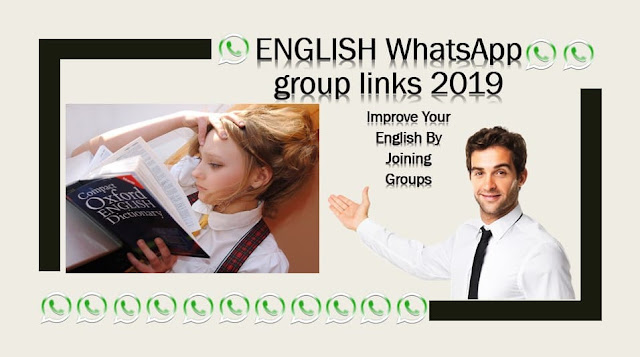 English Whatsapp Group Link For 2019_ full active english whatsapp group link 2019