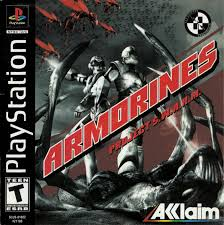 Armorines - Project S.W.A.R.M. - PS1 - ISOs Download