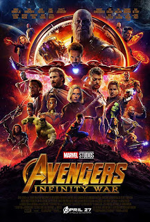 Avengers: Infinity War 2018 Dual Audio ORG 1080p Bluray