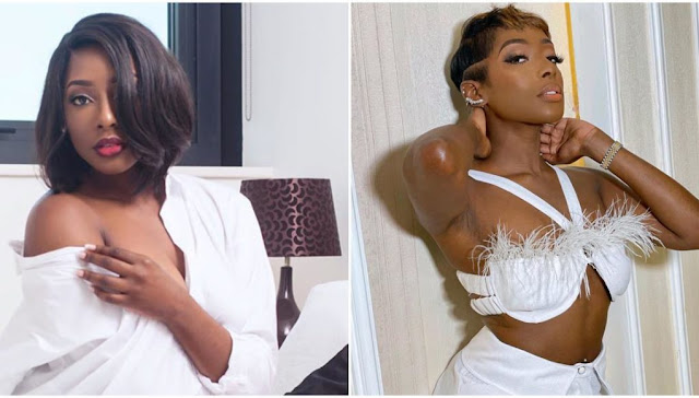 Your skin looks like kro kro and you're dragging me over my belly fat– Actress Dorcas Fapson reacts back to a troll body shaming her