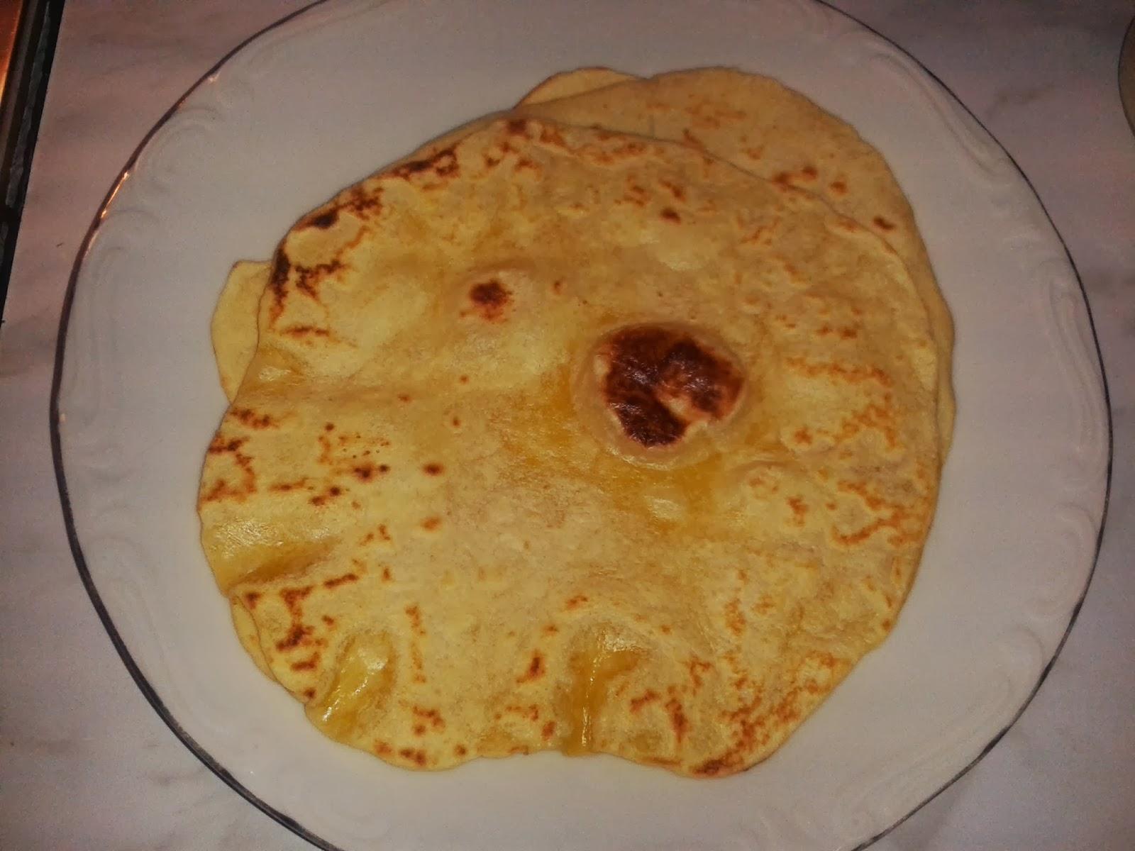 La cuisine de Jaja: Wraps maison