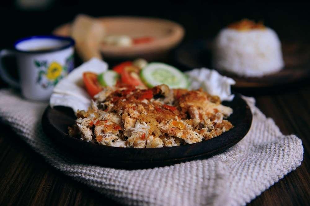Ayam Geprek Wong Sugih (qraved.com)