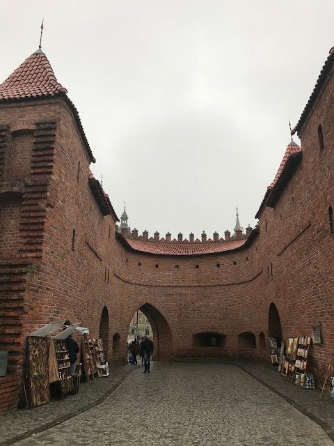 varsavia distretto antico