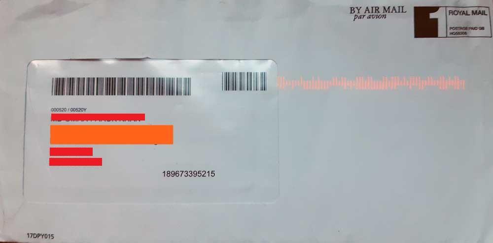 Payoneer prepaid card