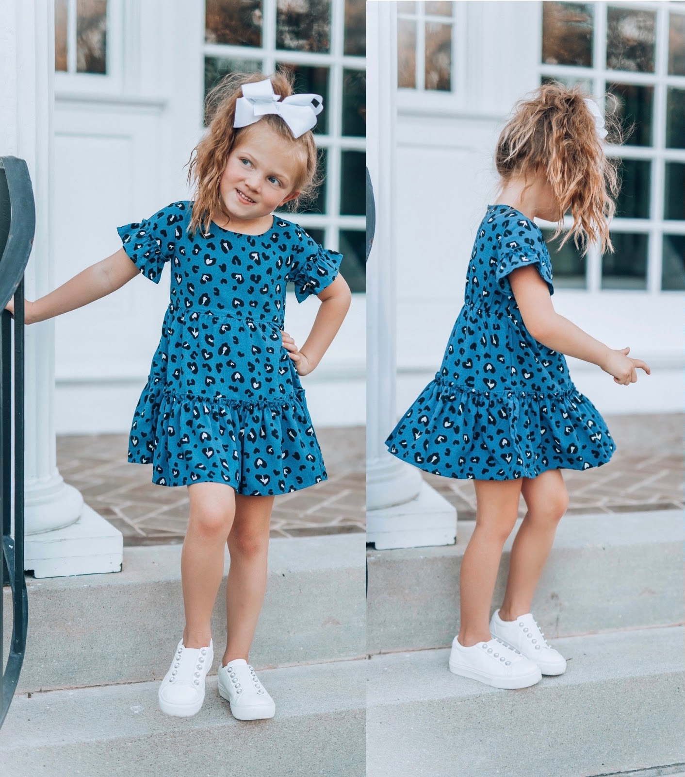 Cute Outfit Ideas for Kids - Something Delightful Blog #WalmartFashion #affordablefashion #kidsoutfitideas