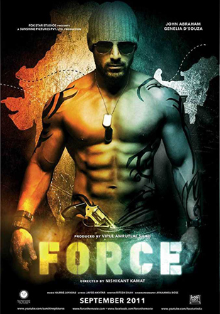 Force 2011 Full Hindi Movie Download HDRip 720p