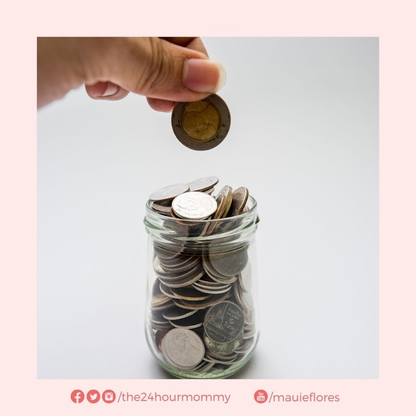 """How to save up when your salary is just """"enough"""""""