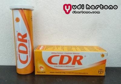 Review CDR Redoxon Untuk Ibu Hamil