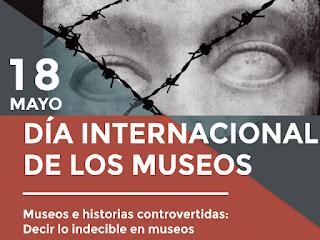 dia de los museos icom 18 mayo