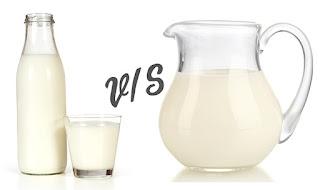 Perbedaan Susu Sapi dan Susu Kambing