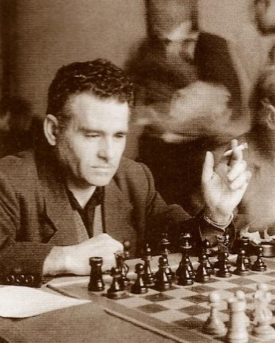 El ajedrecista Vicenç Tornero García