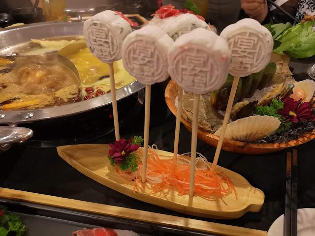 海鲜棒棒糖