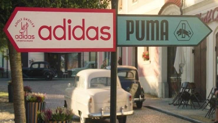Легендарный бренд adidas