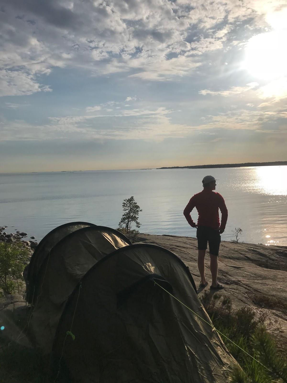 Koukku johtaa Camping