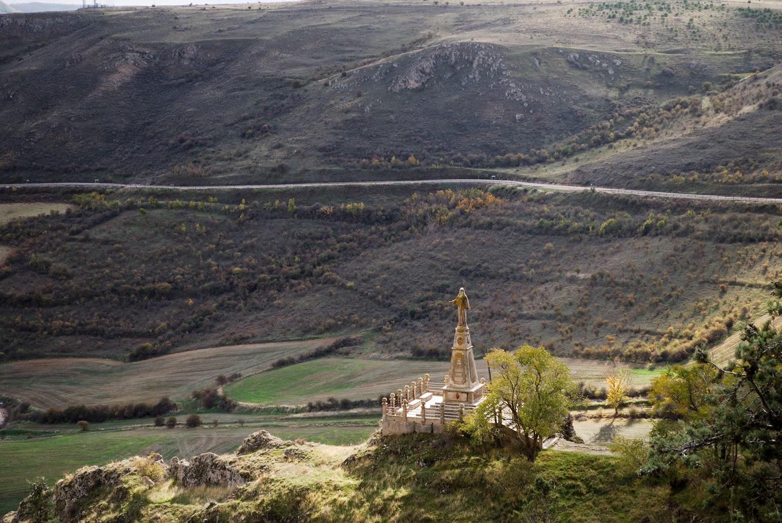 medinaceli soria spain pueblo bonito paisaje