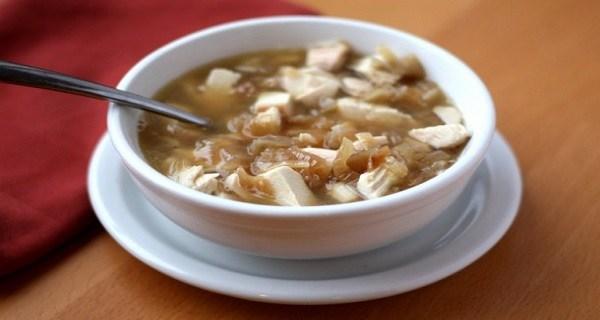 chicken soup, immune system