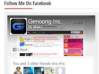 Tips Cara Memasang Widget Like Box Fanspage Facebook Pada Blogger Work! Menambahkan Kode Script HTML