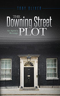 The Downing Street Plot - an intriguing assassination thriller book promotion sites Toby Oliver