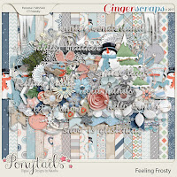 Kit : Feeling Frosty by Ponytails Designs
