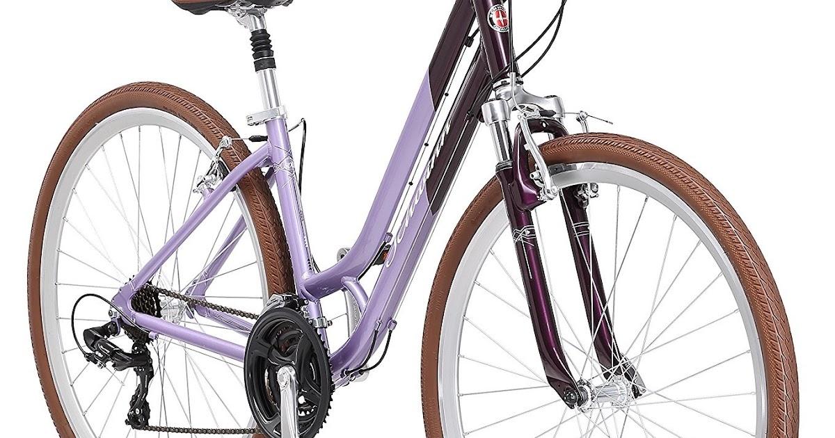 dbda63bfbf1 Exercise Bike Zone  Schwinn Capitol Women s Hybrid Bicycle 700c