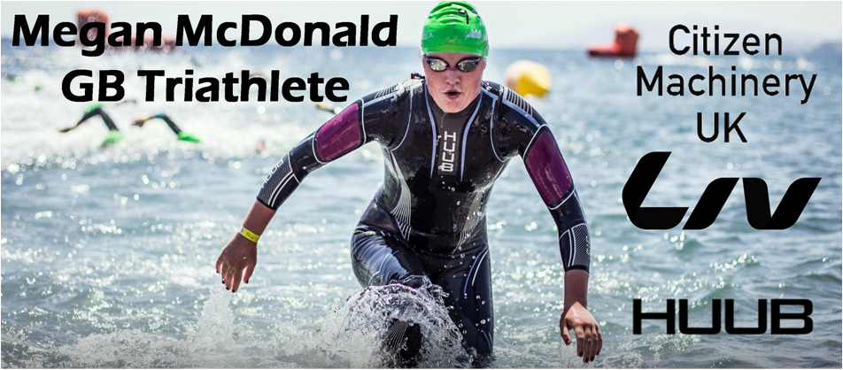 Megan McDonald Triathlete