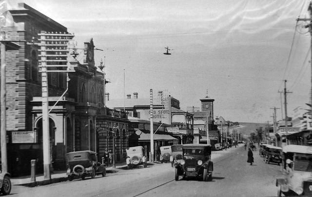 Gawler Main Street 1928