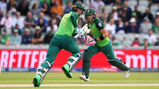 South Africa vs Australia 45th Match ICC Cricket World Cup 2019 Highlights
